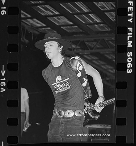 stevie ray vaughan of old
